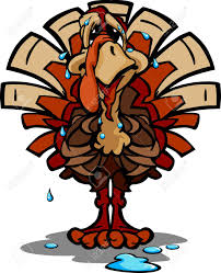 worried turkey clipart clipartxtras