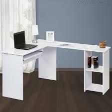 bureau ordinateur d angle bureau ordinateur blanc maison design wiblia com