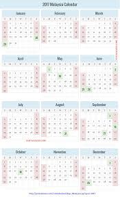 Kalender 2018 Hari Raya Puasa 2017 Malaysia Calendar 2017 Malaysia School Holidays