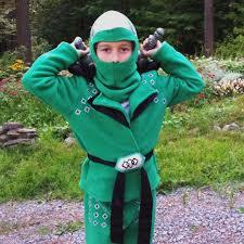 green ninjago lloyd costume