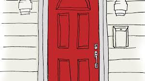 our favorite coastal front door color palettes coastal living