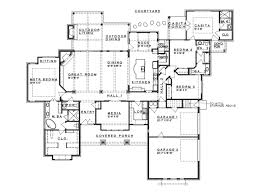ranch style home plans eplans prairie house plan hill country fusion ranch style kaf