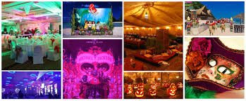 themed events shows envogue
