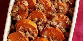 candied yams with marshmallows recipes
