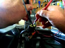 charging system stator test can am bombardier outlander 400 atv