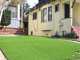 Arizona Front Yard Landscaping Ideas - artificial lawn mesquite creek arizona home and garden front