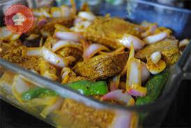 cuisine mauricienne vindaye de thon mauricien