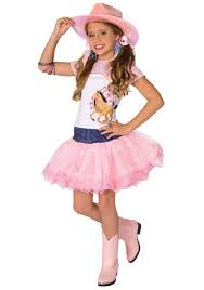 young girls halloween costumes planet pop star cowgirl costume