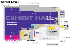 henry b gonzalez convention center floor plan convention floor plans