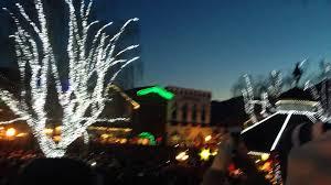 leavenworth light festival 2017 leavenworth christmas lighting festival 2015 youtube