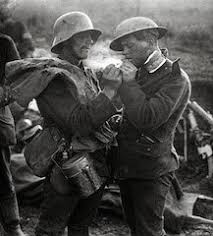 history of the christmas truce of 1914 peace in the wwi trenches