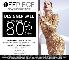 designers sale 1offpiece designer sle sale featuring 100 luxury designers
