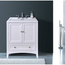 Laundry Room Sink Vanity by Simpli Home Hennessy 24 In Laundry Cabinet With Faucet And