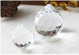 Pendant Lighting Parts by Aliexpress Com Buy 50mm Clear Crystal Chandelier Lamp Ball