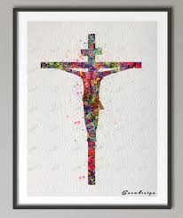 Cheap Home Decor From China Popular Cross Canvas Painting Buy Cheap Cross Canvas Painting Lots