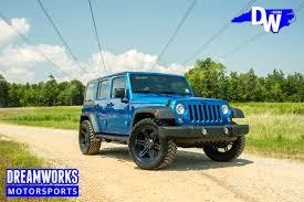 jeep wrangler turquoise gerald wallace jeep u2014 dreamworks motorsports