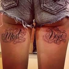 15 savage tattoos on women that u0027ll make you cringe