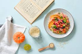 cuisine d automne couscous de quinoa aux légumes d automne cuisson au vitaliseur leaf