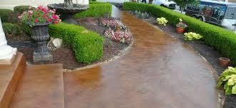 Landscaping Companies Kansas City by Kc Artistic Concrete Kansas City U0027s Premier Decorative Concrete