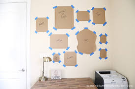 How To Design A Gallery Wall How To Create An Inspiring Gallery Wall Elegance U0026 Enchantment
