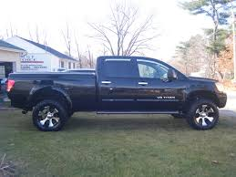 nissan titan quick lift 6