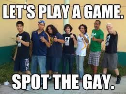 Gay Gay Gay Meme - trick question you re gay 124205480 added by megablastoise at