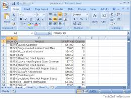 how to create a pivot table in excel 2010 ms excel 2007 how to create a pivot table