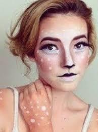 21 best deer makeup images on pinterest deer makeup halloween