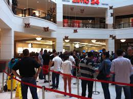 store aventura mall apple iphone 5 released today in miami aventura fort lauderdale