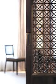 screen doors can boast plenty of style too here decorative