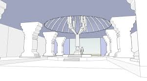 small ideas for a big world google sketchup used in game design