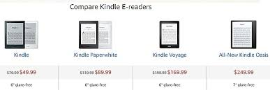 kindle blog