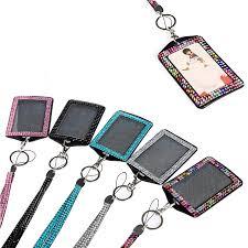 Rhinestone Business Card Holder Online Get Cheap Plastic Business Card Holder Aliexpress Com