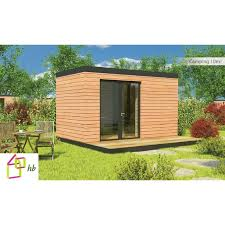 bureau de jardin design chalet de jardin ossature bois meilleures idées créatives pour