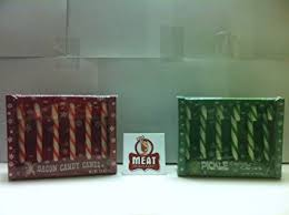 where to buy pickle candy canes meat maniac candy canes combo gift pack with