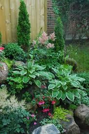Shady Garden Ideas Stunning Shade Gardens The Happy Housie