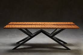 Wood For Furniture The Kahiko Table Ancientwood Ltd
