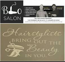 blo salon home facebook