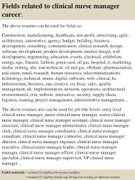 beautiful clinical manager resume photos best resume