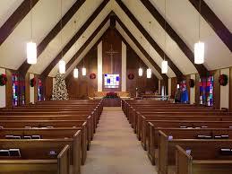 baptist church home