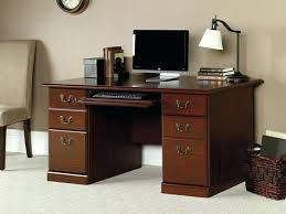 Desk With File Cabinet Computer Desk With Locking File Cabinet Office Cabinet Drawers