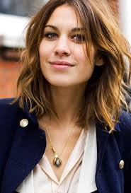 curly lob hairstyle 35 beautiful short wavy hairstyles for women