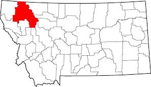 Whitefish Montana Map by File Map Of Montana Highlighting Flathead County Svg Wikimedia