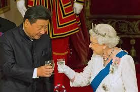 queen elizabeth ii calls chinese officials u0027very rude u0027 nbc news
