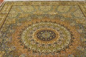 Arabesque Rugs Arabesque Dome Silk On Silk Rugs Traditional Oriental Throw Carpet