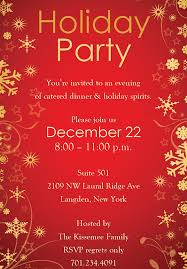 free holiday invitation templates 25 best party invitation