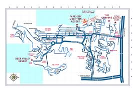 Utah Map Of Cities by Ski In And Ski Out Rental At The Foot Of Park City Mountain Resort
