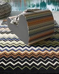 missoni home orthez rug roomshot missoni rugs