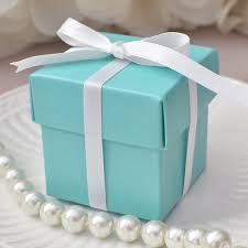 amazon com mini square 2x2x2 wedding bridal shower favor box with