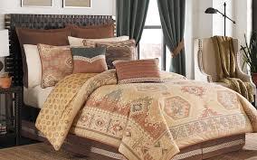 awesome rustic bedding sets lodge log cabin bedding regarding rustic comforter sets king